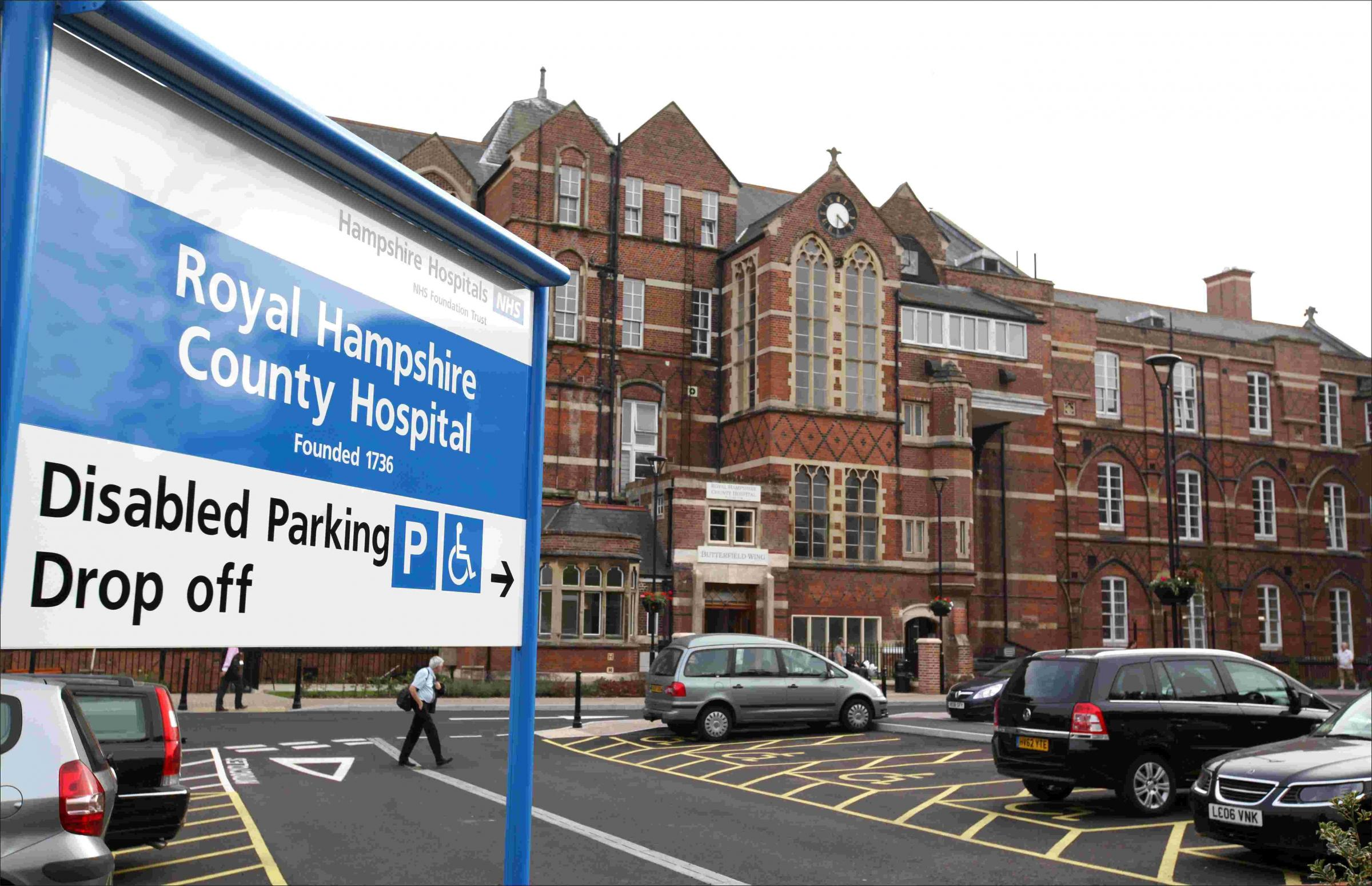 Hospital bosses keen to test surgery changes at Winchester and Basingstoke before consultation is completed