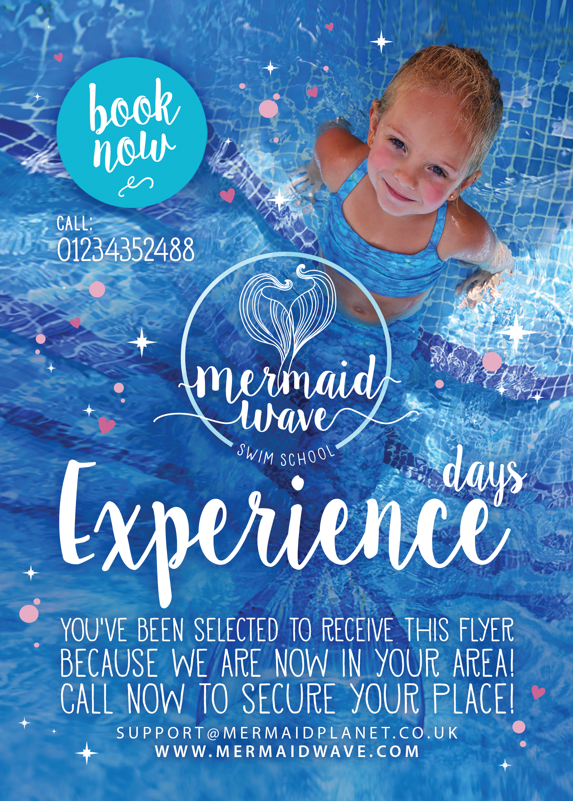 Mermaid Experience Sessions