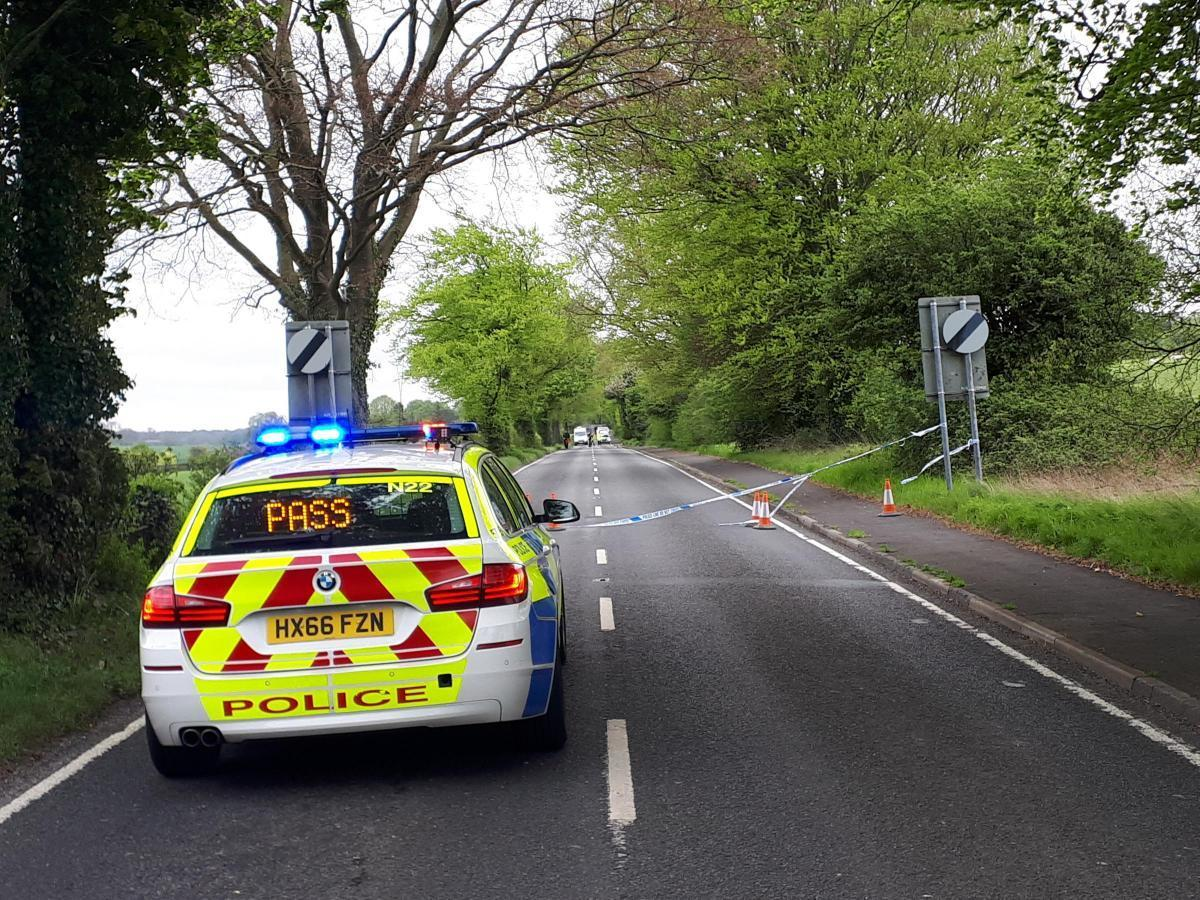 Tributes to Luke Gething and Tom Price who died in crash near Winchester