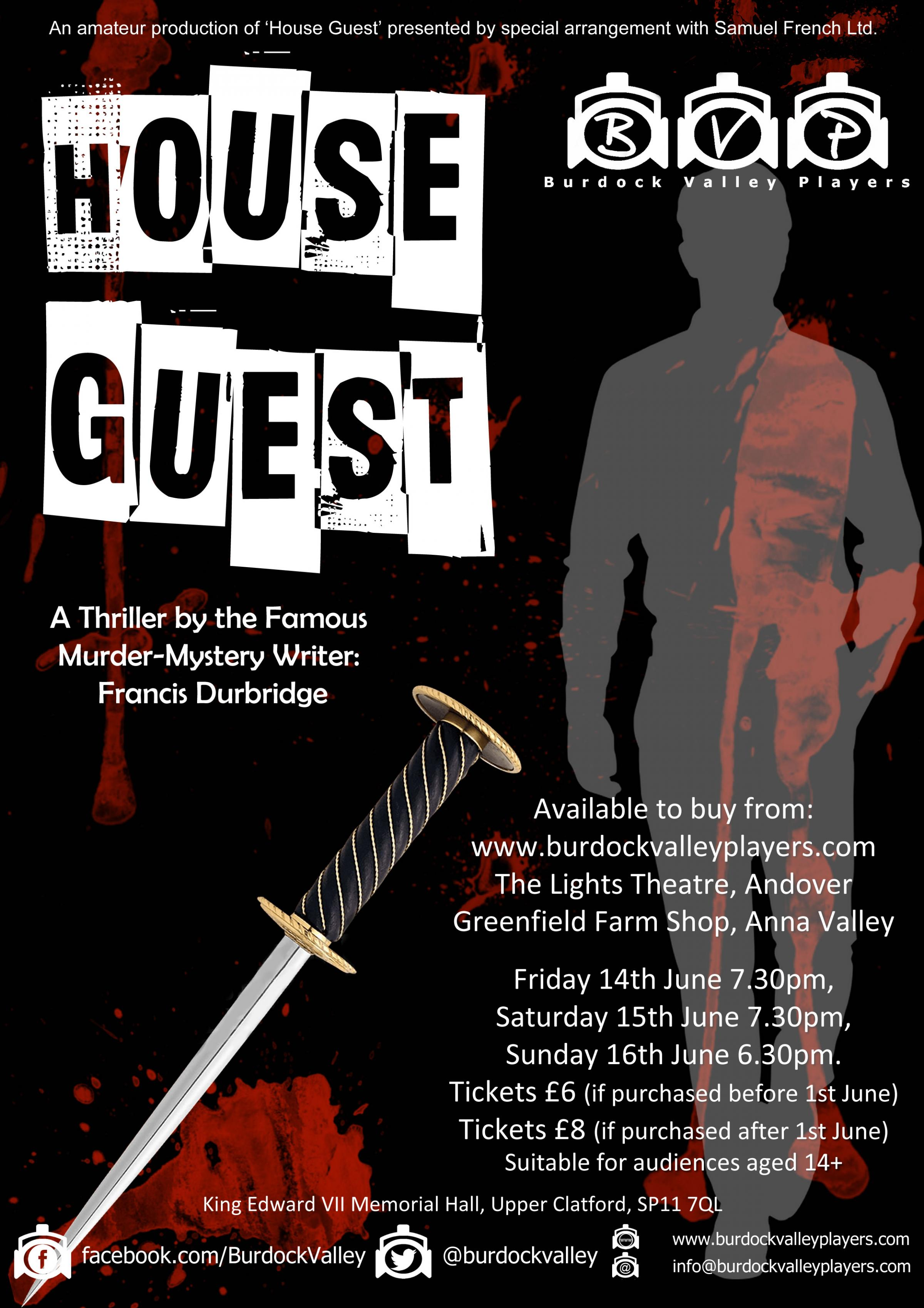House Guest by Francis Durbridge