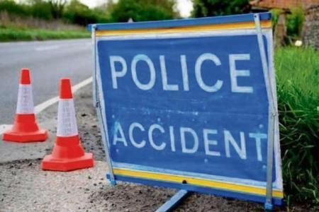 STOCK police accident..FOR WEB USE.